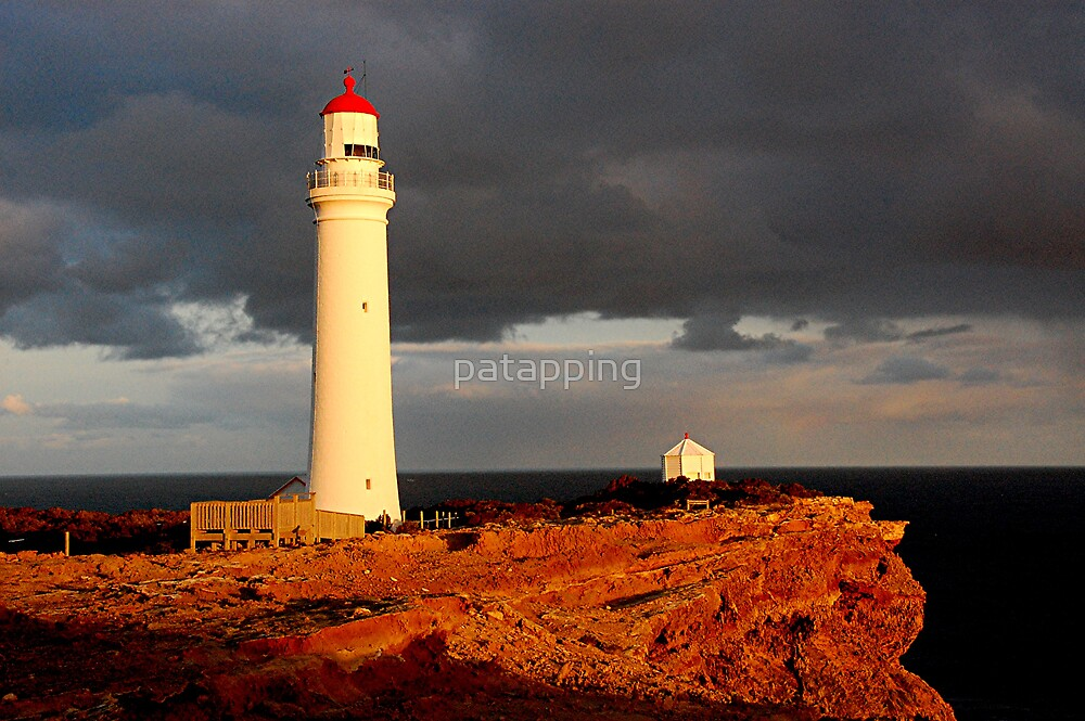 Cape Nelson Lighthouse  Portland Vic. by patapping