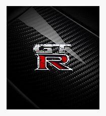 GTR Kohlefaser Fotodruck