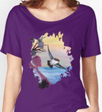 A Birds View Women's Relaxed Fit T-Shirt