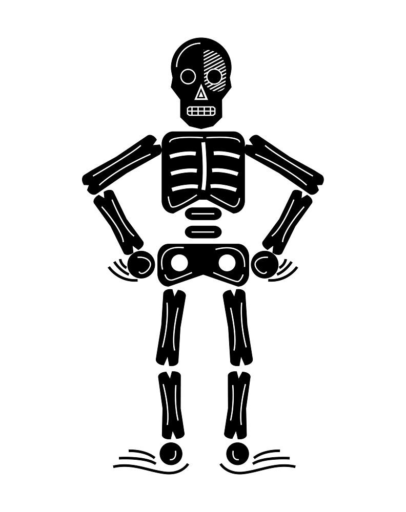 «Equeletor black» de vayavalles