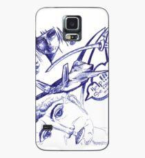 töten b Hülle & Klebefolie für Samsung Galaxy