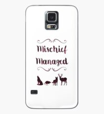 HP - Marauders V2 Case/Skin for Samsung Galaxy