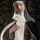 Saint Brigid by Inese