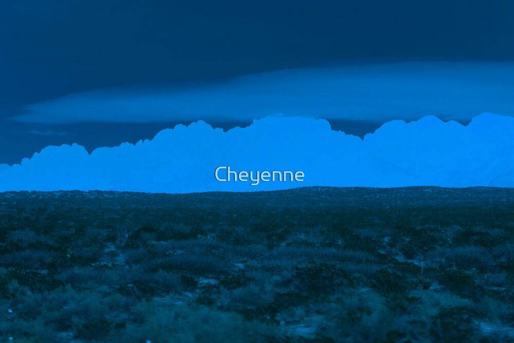 Azul by Cheyenne