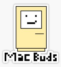 Mac Buds (Matching) Sticker