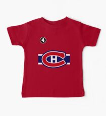 Montreal Canadiens - 2014-15 Jersey - red Kids Clothes
