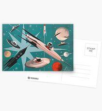Kitty Stardust Postcards