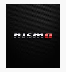 Nismo carbon fiber Photographic Print