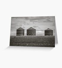 Montana Landscape Greeting Card