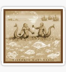 Natural History in Sepia | CreateArtHistory Sticker