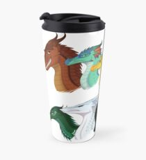 Wings of Fire - POV Characters Travel Mug