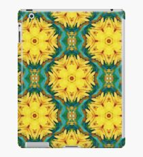 Always a Season for Sunflowers_ReImaged iPad Case/Skin