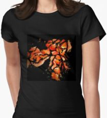 Futurism Women's Fitted T-Shirt