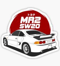 Toyota MR2 SW20 Sticker