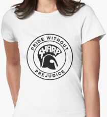 Pride Without Prejudice Women's Fitted T-Shirt