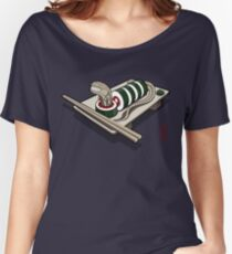 Xenomaki Women's Relaxed Fit T-Shirt