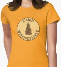 CAMP WINNIPESAUKEE Women's Fitted T-Shirt
