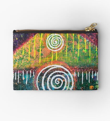 Rise - An Inner Power Painting Studio Pouch