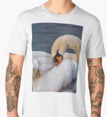 Mute swan Men's Premium T-Shirt