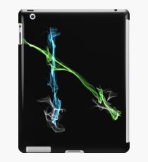 Pair of lightsabers iPad Case/Skin