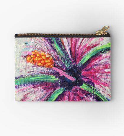 Flower Series 2: Inner Power Paintings Studio Pouch