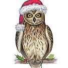 Owl I want for Christmas... by Tamara Clark