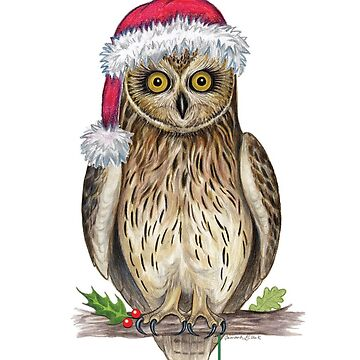 Owl I want for Christmas... by edenart