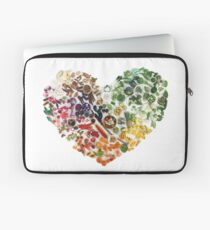 150 Days of Love, Fruit and Veggies Laptop Sleeve