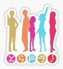 Toradora Sticker