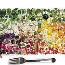 200 Days Of Miniature Fruit and Veggies by Stephanie KILGAST