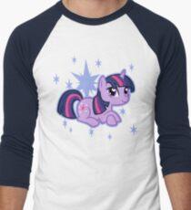 Twilight Sparkle Baseball ¾ Sleeve T-Shirt