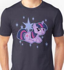 Twilight Sparkle Slim Fit T-Shirt