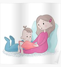 Bedtime story Poster