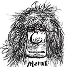 Haircut - Metal by Paulcartoons