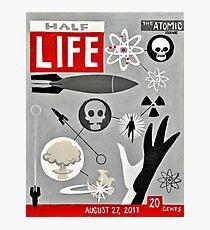 Halbes LIFE-Magazin Fotodruck