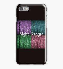 Night Ranger  iPhone Case/Skin