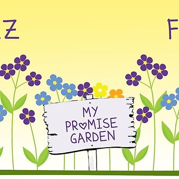 FCK Alzheimer's Promise Garden Coffee Mug by fckalz