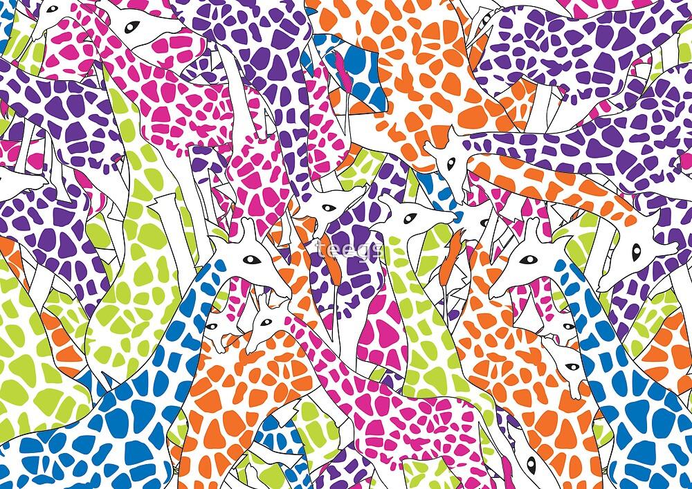 giraffish  by teegs