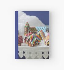 Who Needs a Cake When You Can Get Tiny Houses? Hardcover Journal