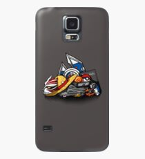 Anime Shonen & Monsters Case/Skin for Samsung Galaxy