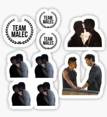 Malec Sticker Collection Sticker