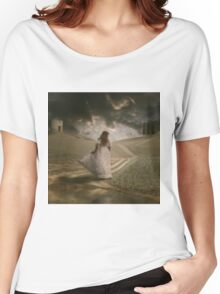 dancing in Tuscany Women's Relaxed Fit T-Shirt