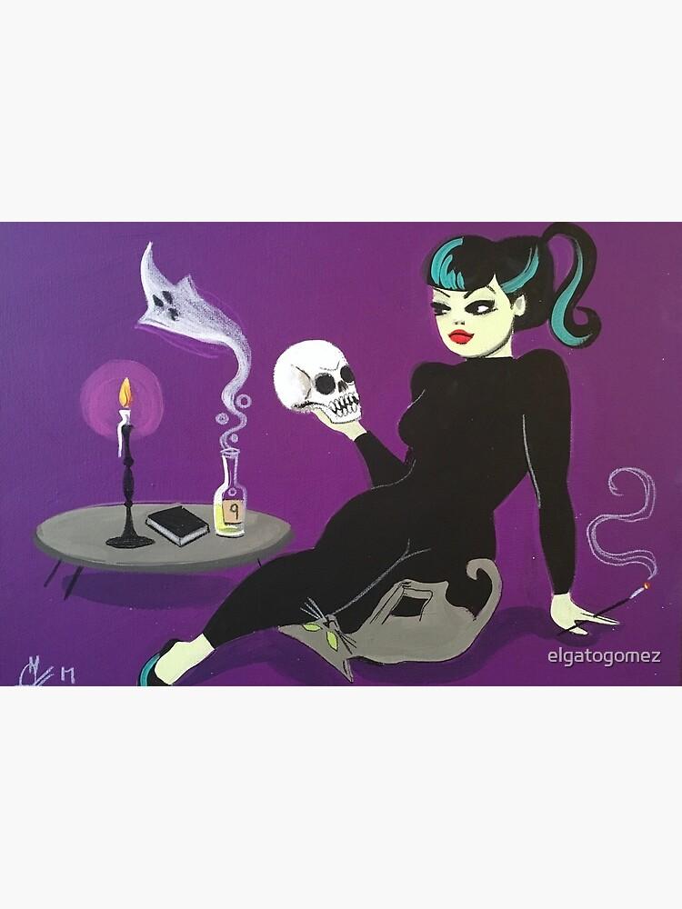 Something Witchy by elgatogomez