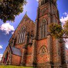 Church Building by Steven Maynard