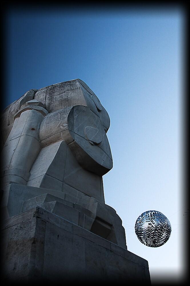 Stone & Sky by Eben Venter