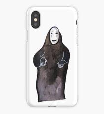 NoFace iPhone Case/Skin