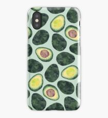 Avocado Addict iPhone Case