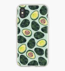 Avocado Addict iPhone Case