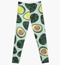 Avocado-Süchtiger Leggings
