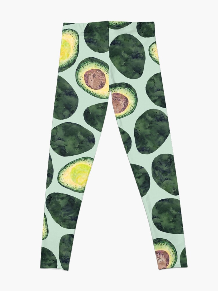 Alternate view of Avocado Addict Leggings